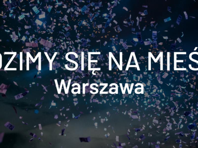 Widzimy się na mieście – Warszawa, weekend 7-9 czerwca – rytmy.pl