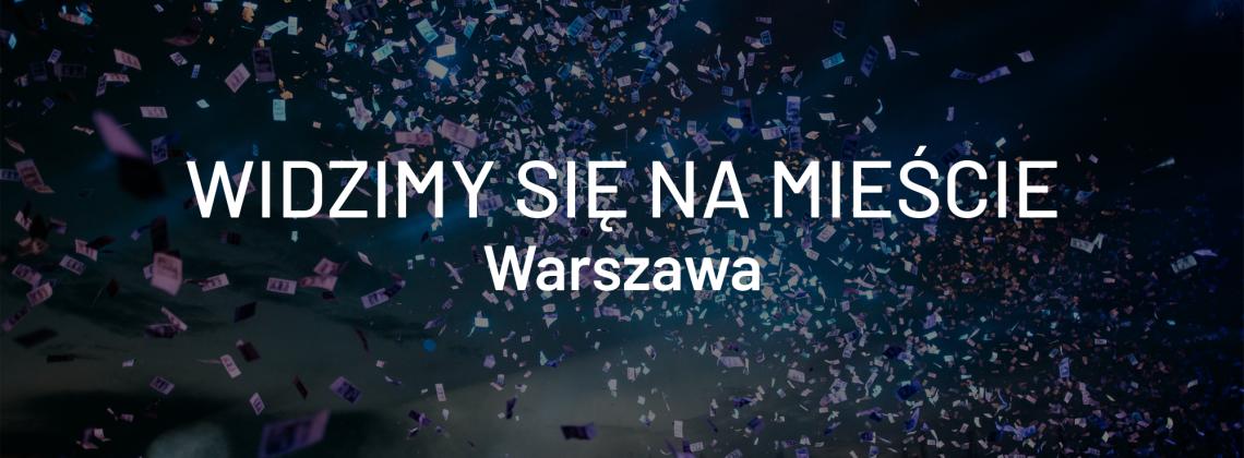 Widzimy się na mieście – weekend 12 – 14 lipca, Warszawa