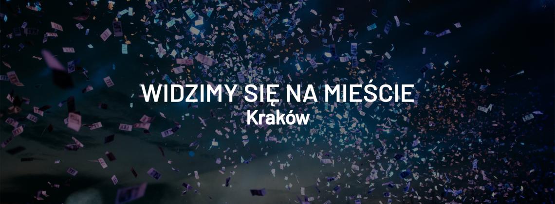 Widzimy się na mieście – Kraków, 31 maja – 2 czerwca