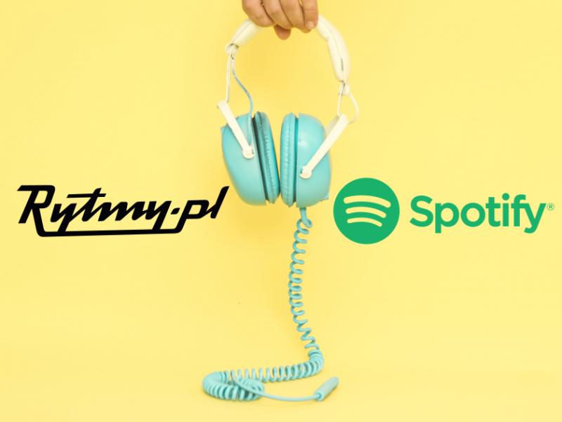 Jesteśmy na Spotify! Sprawdźcie nasze playlisty