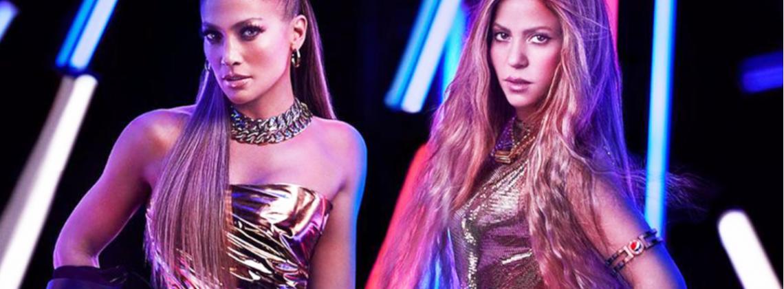 Jennifer Lopez i Shakira wystąpią razem podczas Super Bowl 2020!