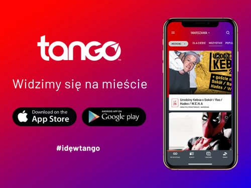 Tango na Polish Hip-Hop Festival 2019 #idewtango