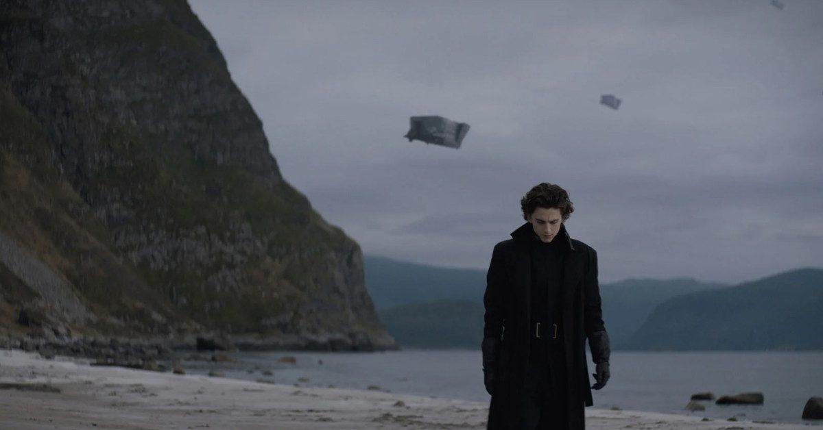 """Timothée Chalamet w nowej ekranizacji kultowej powieści Franka Herberta – """"Diuna"""""""