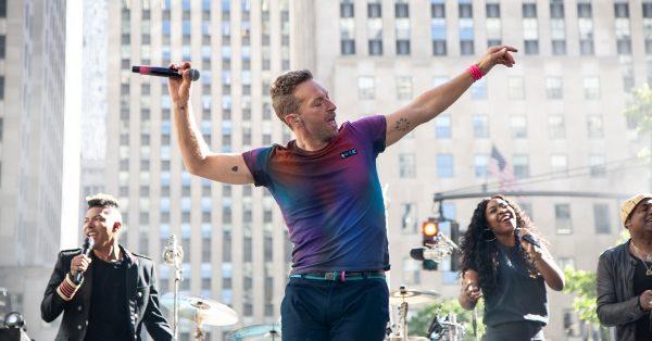 """Znamy datę premiery nowego albumu Coldplay – """"Music of the Spheres"""""""