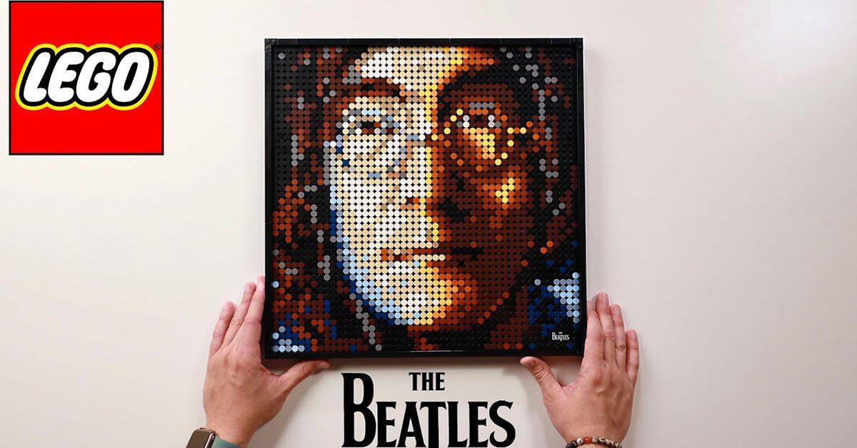 LEGO przygotowało coś specjalnego dla fanów The Beatles