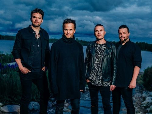 "The Rasmus zagrają ""Dead Letters"" na dwóch koncertach w Polsce"