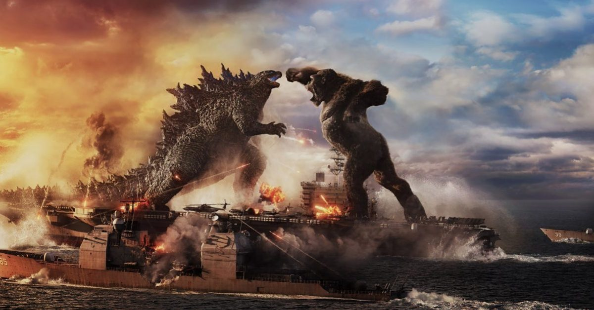 """""""Godzilla kontra Kong"""" – epicki trailer już dostępny"""