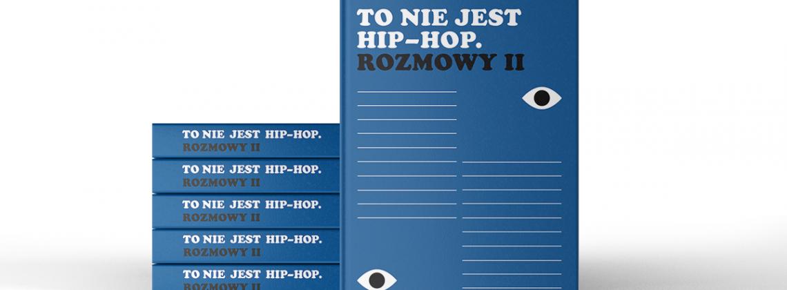 Wywiady z największymi gwiazdami polskiego hip-hopu. Zamów książkę