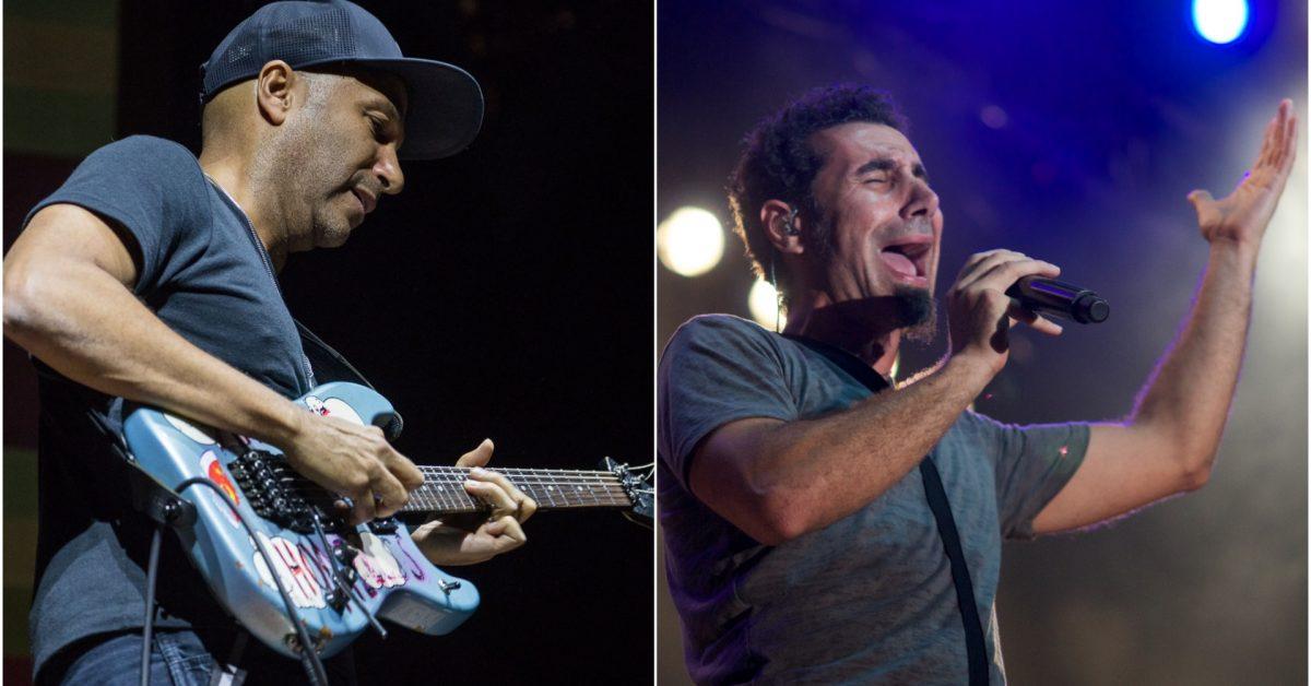 Serj Tankian i Tom Morello coverują Gang of Four