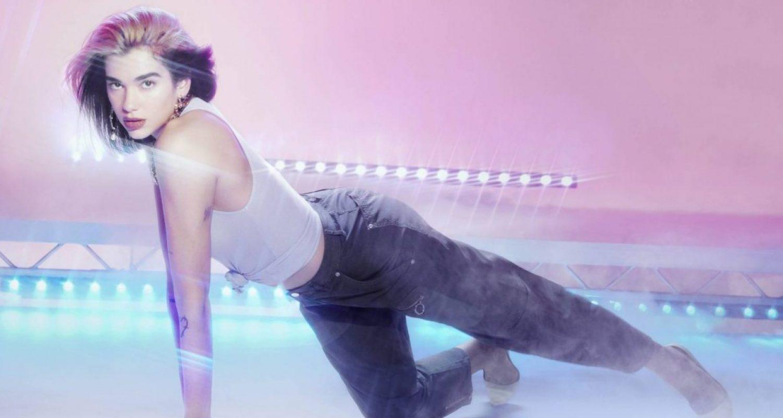 """Dua Lipa zapowiada nowy album """"Club Future Nostalgia"""""""