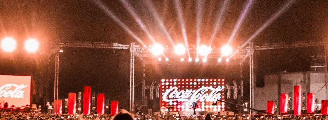 Rusza letnia trasa koncertowa Coke Sssummer Music Tour! Zobacz kto, gdzie i kiedy wystąpi