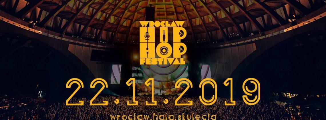 Wrocław Hip Hop Festival 2019 – znamy godzinową rozpiskę koncertów