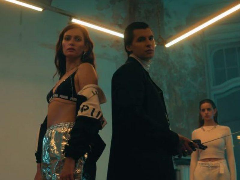 White 2115 i Luna w kolejnym singlu promującym Puma Talents