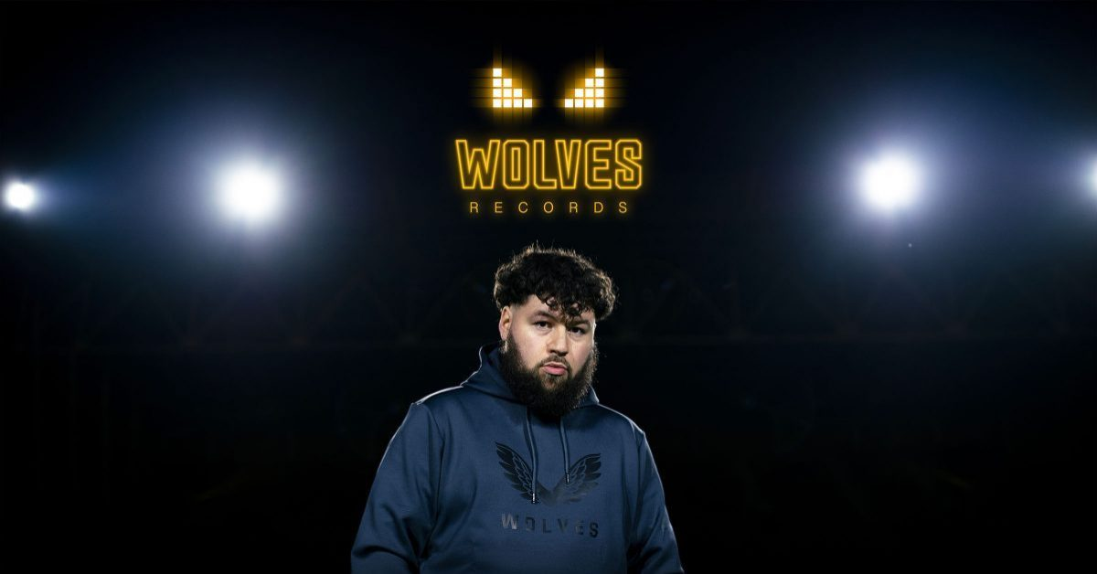 Wolverhampton Wanderers – angielski klub piłkarski zakłada wytwórnię muzyczną Wolves Records