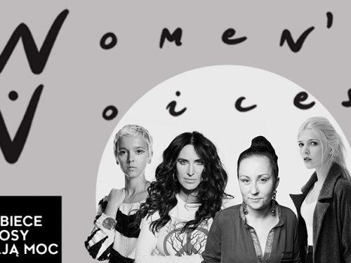Najlepsze polskie wokalistki na jednej scenie! Trasa Women's Voices rusza już we wrześniu!