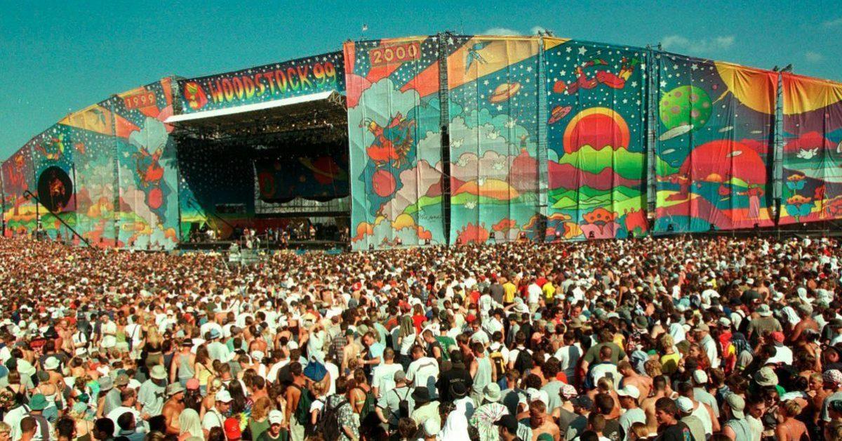 Woodstock 99 – powstanie seria dokumentalna o festiwalu na Netflixie
