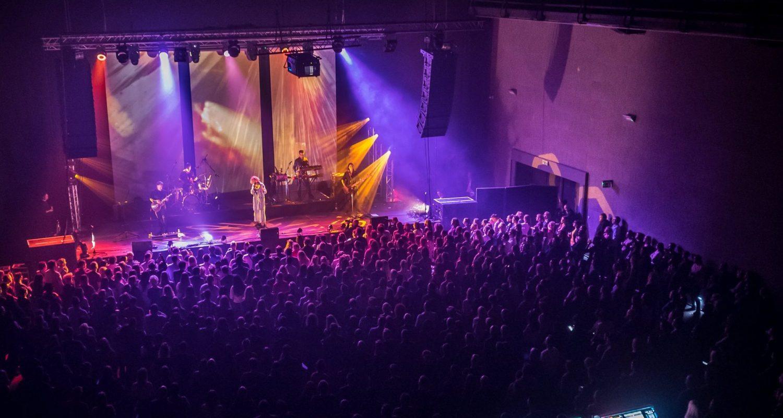 Jesienne koncerty w klubie Wytwórnia w Łodzi