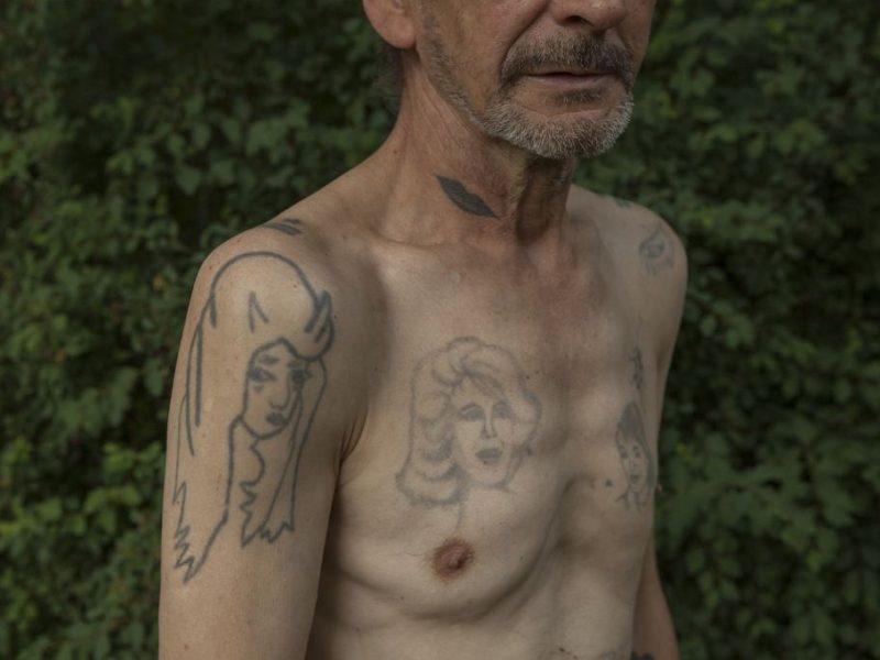 Więzienne Tatuaże Można Już Podziwiać Na Wystawie W Zachęcie