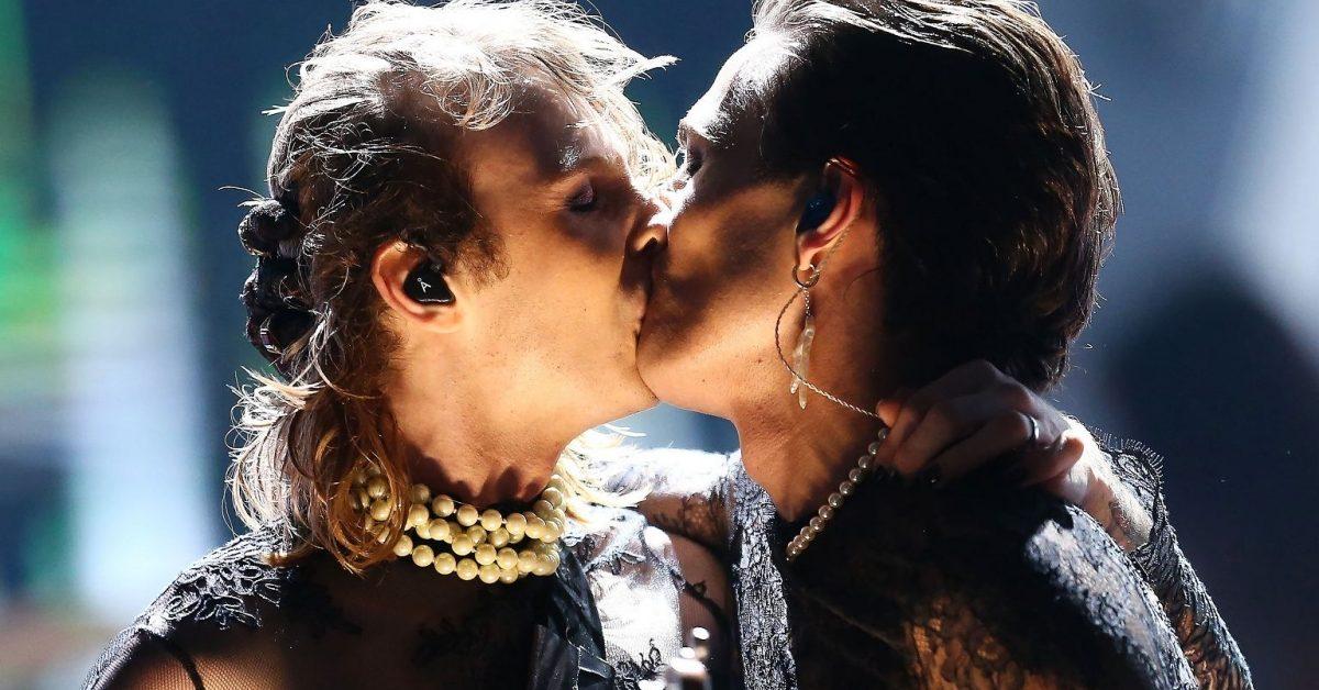 Måneskin w Sopocie i pocałunek na scenie, o którym mówi cały Internet