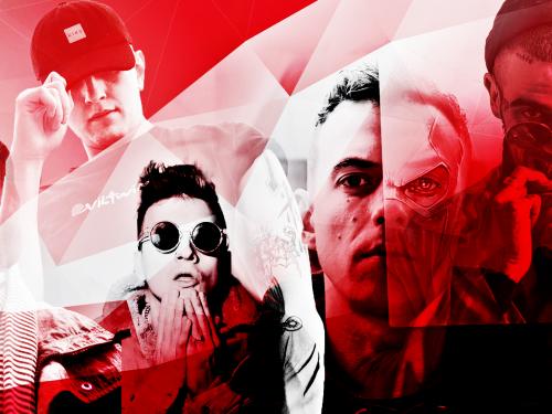 Kolejnych 5 raperów dołącza do line up'u Polish Hip-Hop Festival 2018. Wśród nich Quebonafide!