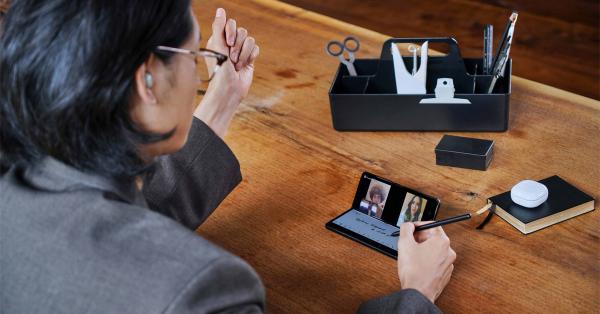 Otwieramy się z Samsung Galaxy Z Fold3 5G