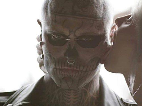 Zombie Boy NIE ŻYJE! Znany model popełnił samobójstwo!